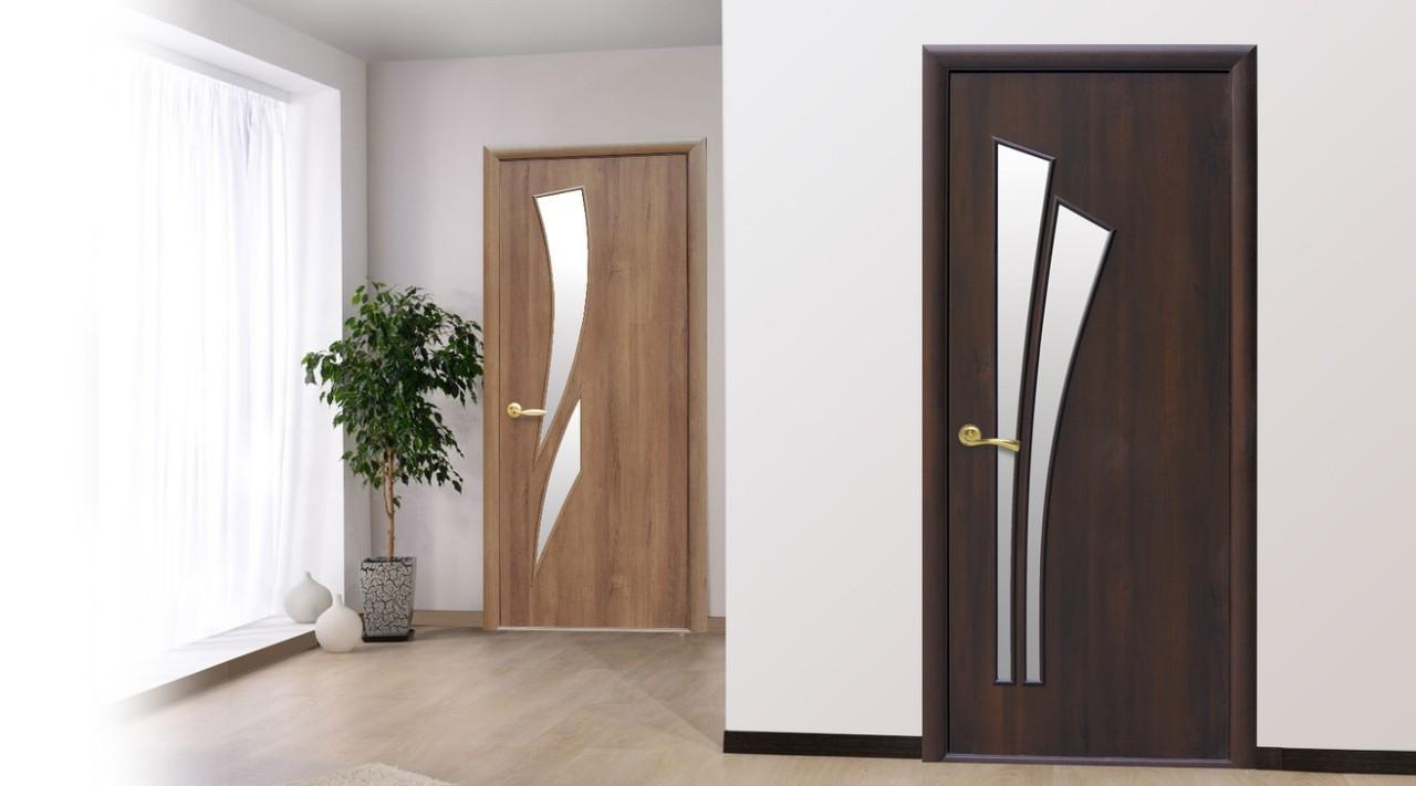 Интериорна врата Лилия Златна елха