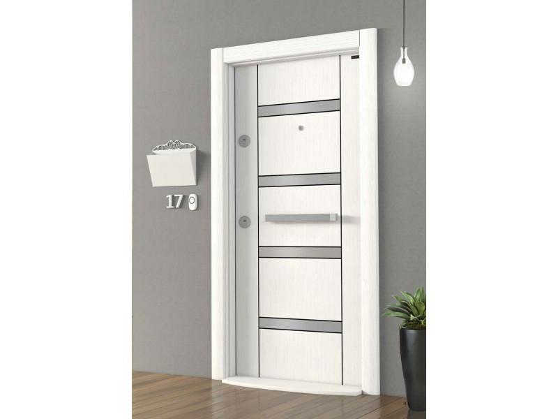 Врата Laminox L200 Бяла Перла