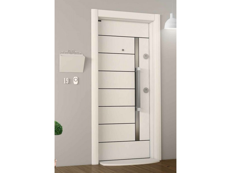 Врата Laminox L205 Бяла Перлa