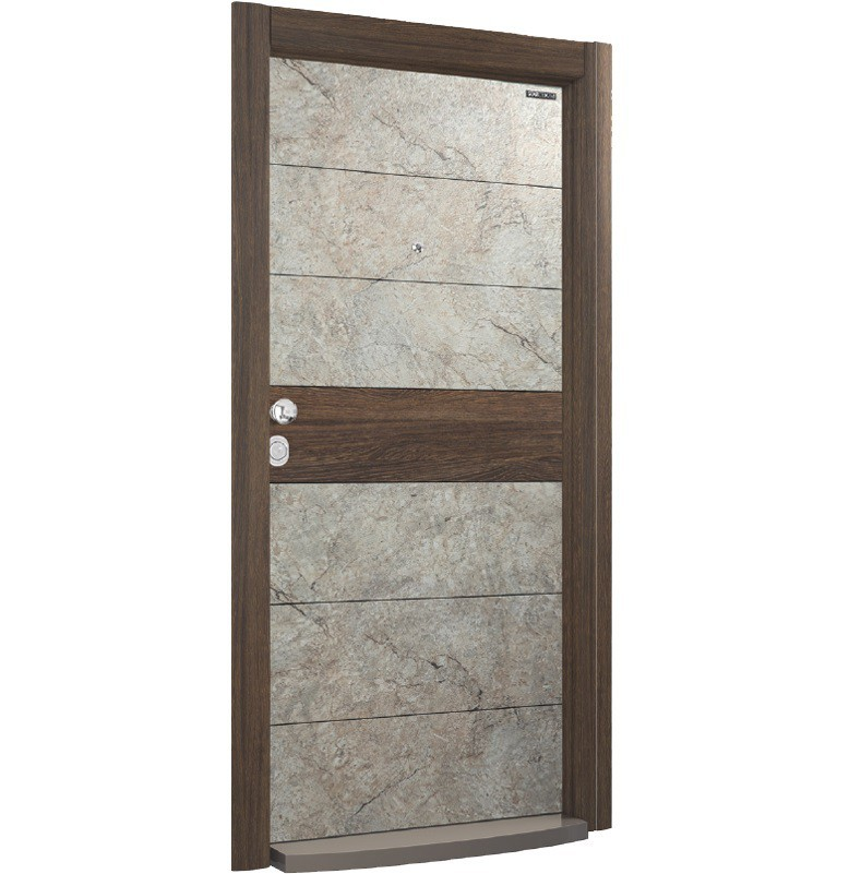 Врата Elegance EG565 Marble Gold Oak  ID ЕГ-565