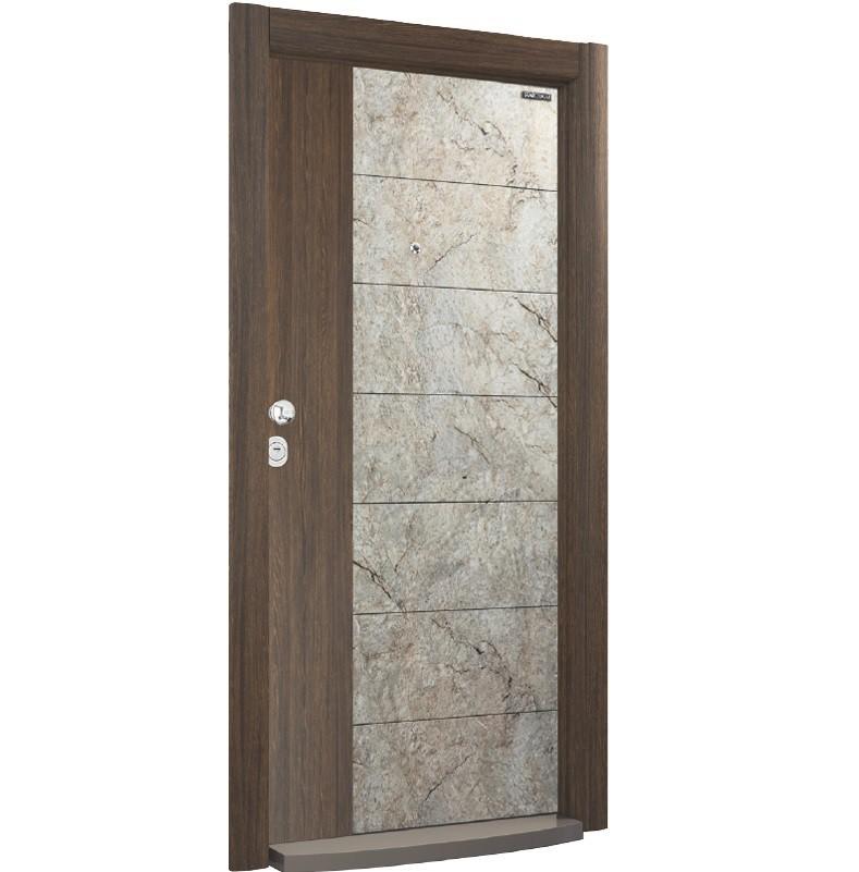 Врата Elegance EG567 Marble Gold Oak