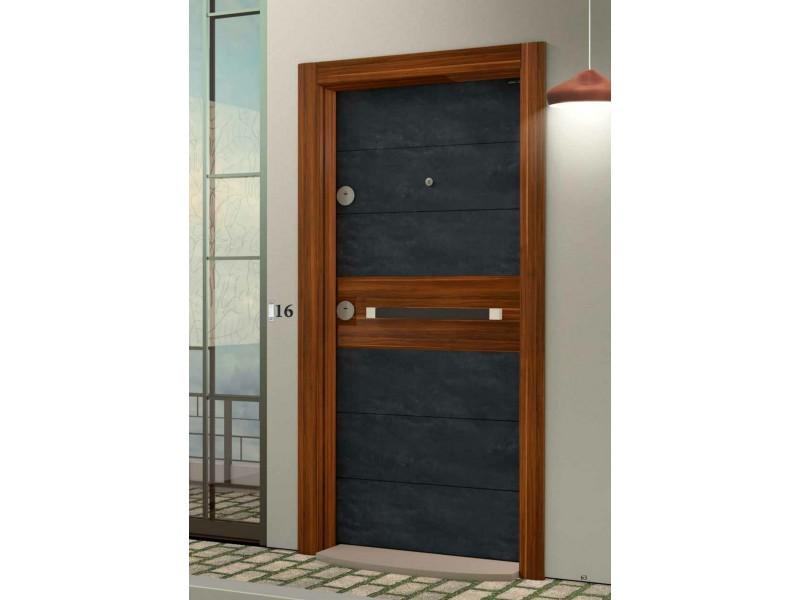Врата Granite GR01 Petrol/Apple  ID ГР 01