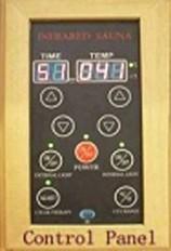 Инфрачервена сауна LH-902A  ID 902