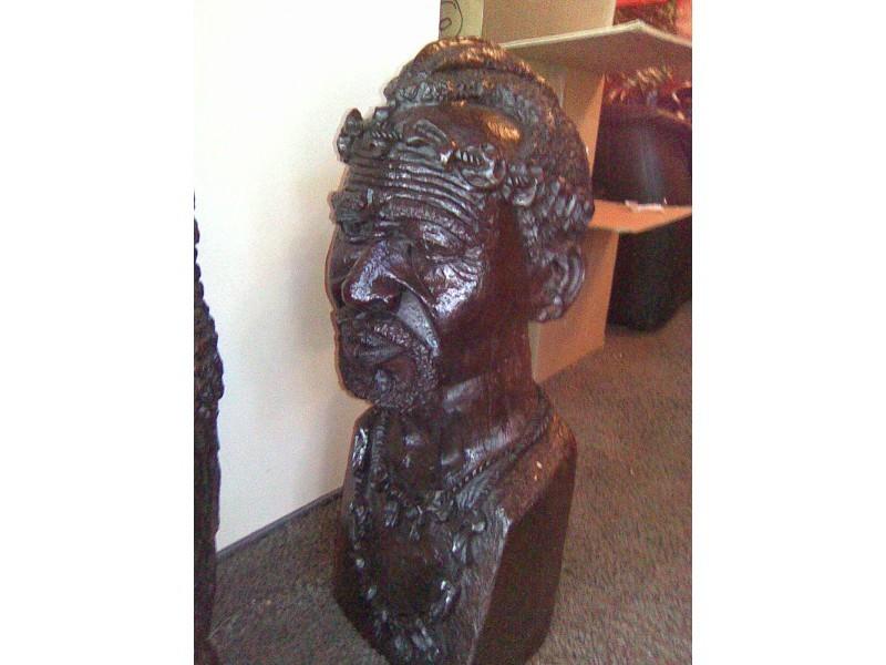 """Статуетка """"Африкански вожд"""""""