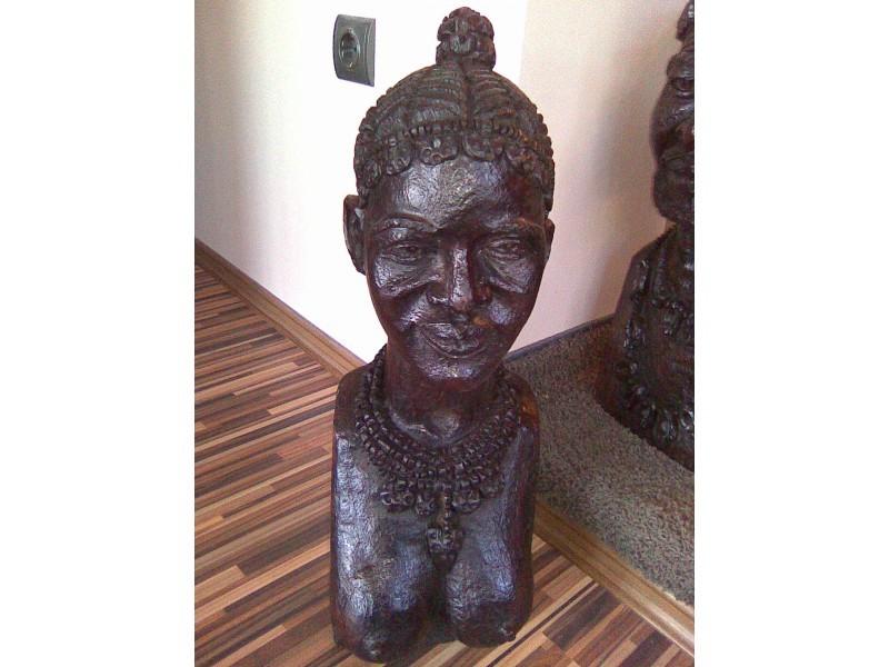 """Статуетка """"Африканска принцеса""""  ID 97646"""