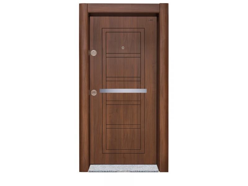 Входна врата Старлайф SL-202 Металик
