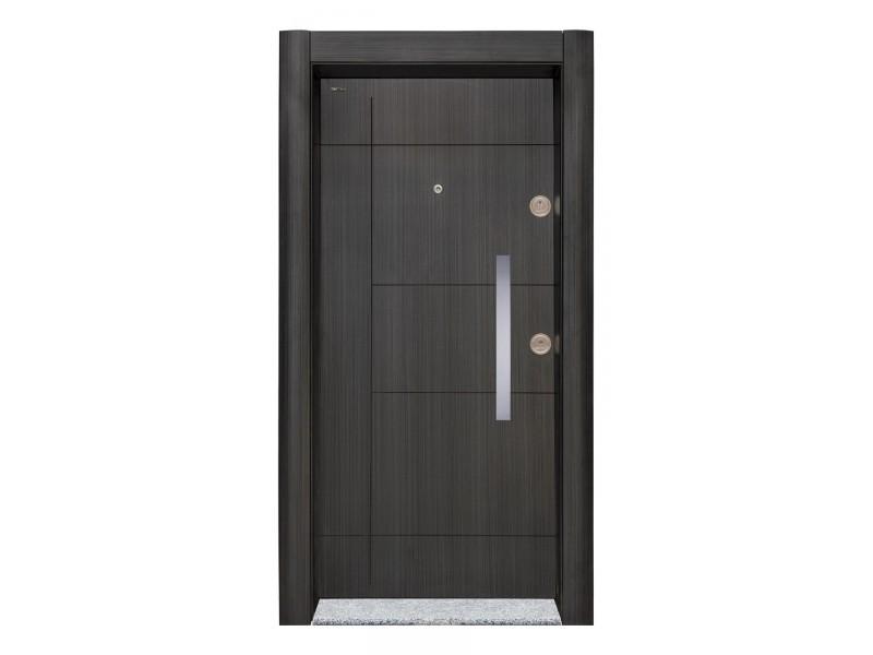 Входна врата Старлайф SL-203 Черна перл