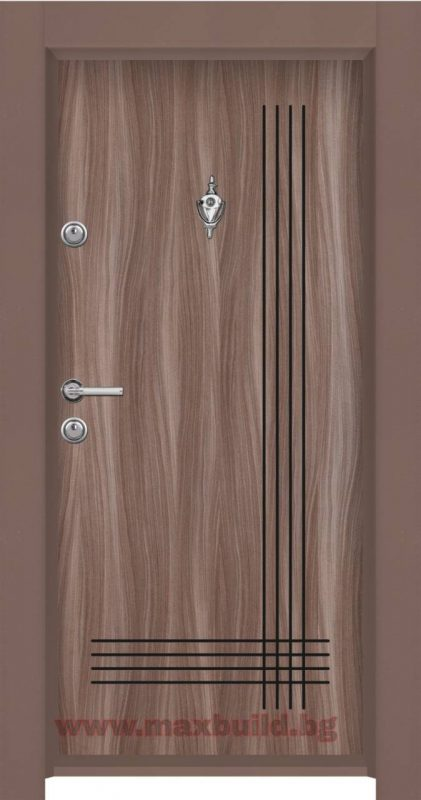 Входна врата турска Паркдор 02 Танганика