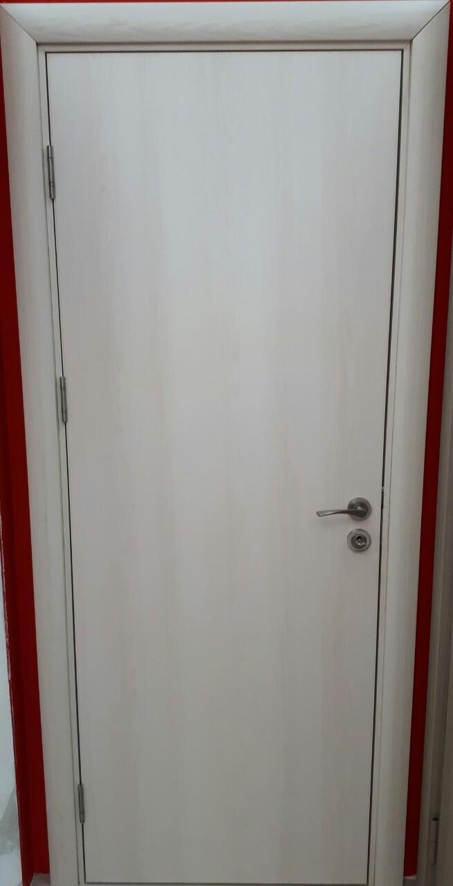 Интериорна врата ЛУНА остъклена