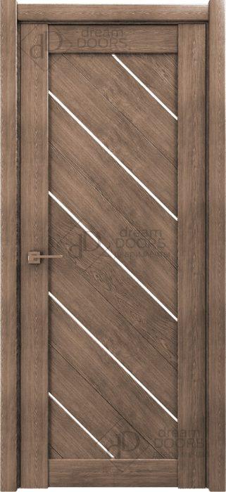 Интериорна врата (Руска) Модум М19 -цвят Дъб шуле курица
