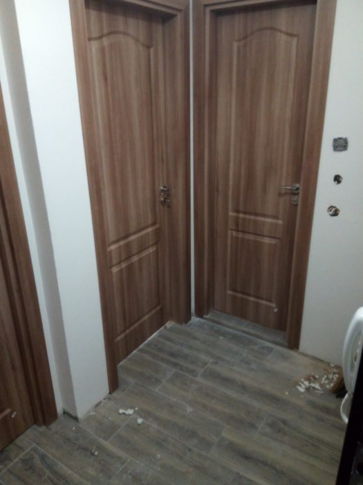 Интериорна врата Фортис А (украинска)- Златен дъб
