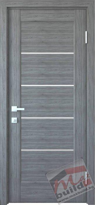 Интериорна врата Мира Сив new / Grey new