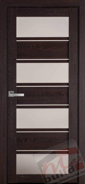 Интериорна врата Елиза-дъб мускат (украинска)