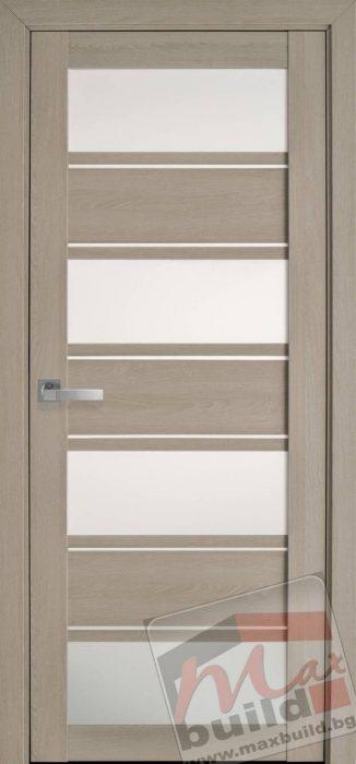 Интериорна врата Елиза-млечен дъб (украинска)