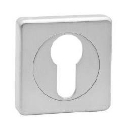 Дръжка за врата Roxane Q702 Brushed chrome