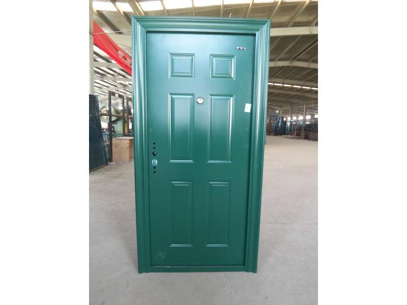 Входна праховобоядисана врата HS-90