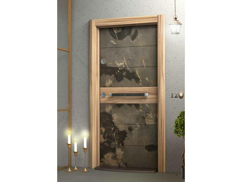 Входна врата Stone ST01 Lapis Stone Mono