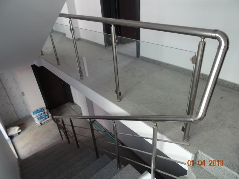 Стъклен, закалено стъкло