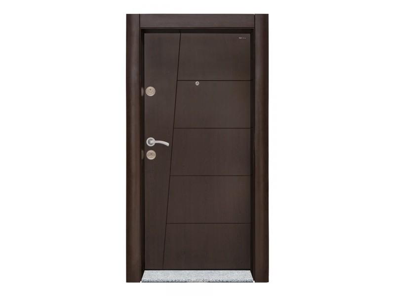 Входна врата Старлайф  SL-201 Венге