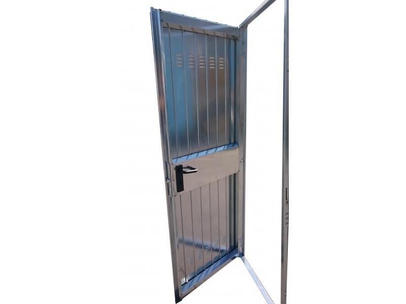 Метална врата за мазе