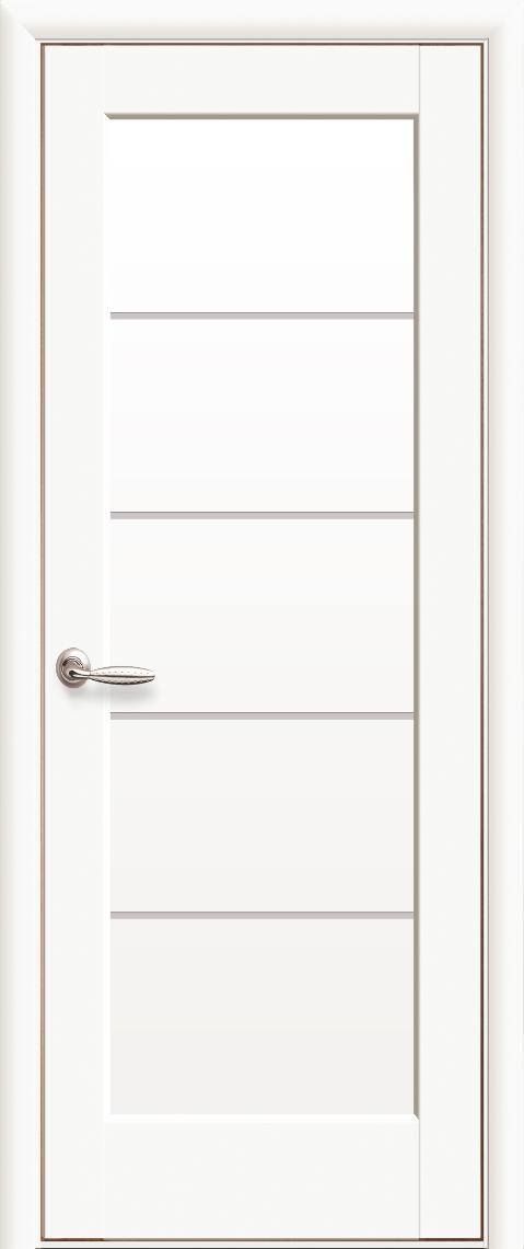 Интериорна врата Грета Бял мат