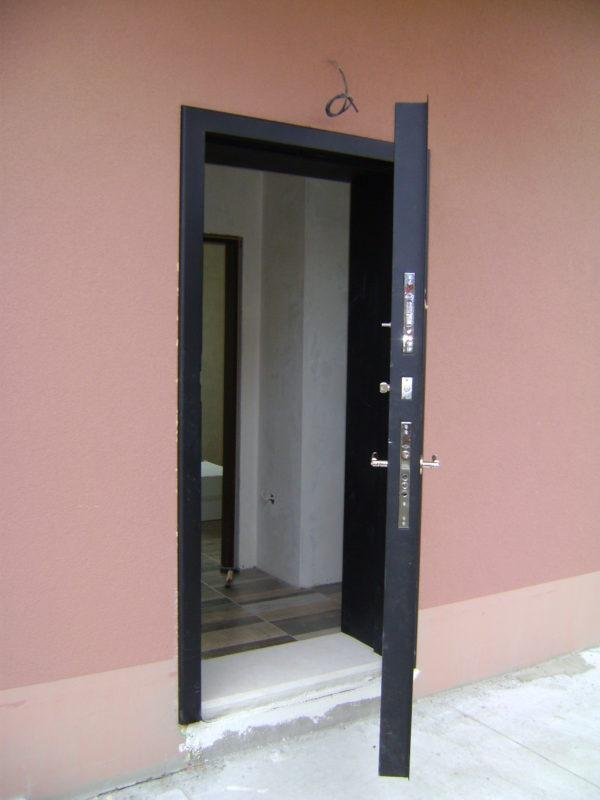 Врата за външни условия еталбонд