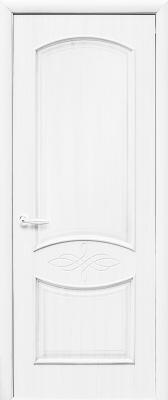 Интериорна врата Донна със стъкло-Бял