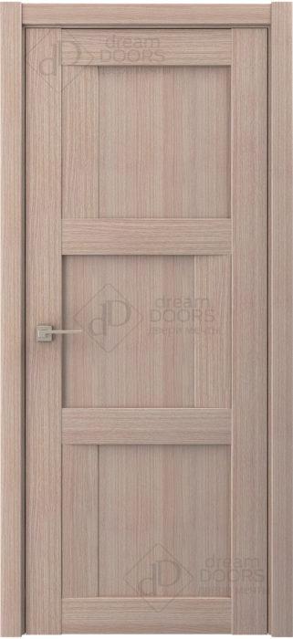 Интериорна врата (Руска) Соло S3 -цвят Дъб шуле натурален