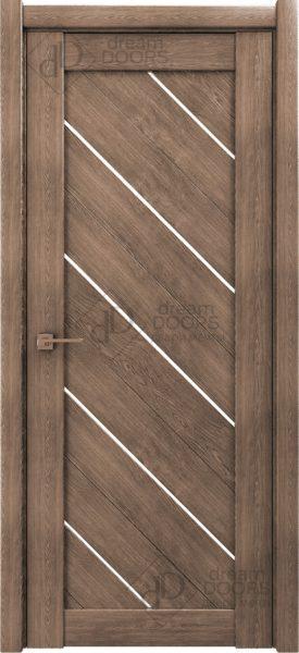 Интериорна врата (Руска) Модум М18 -цвят Дъб шуле курица