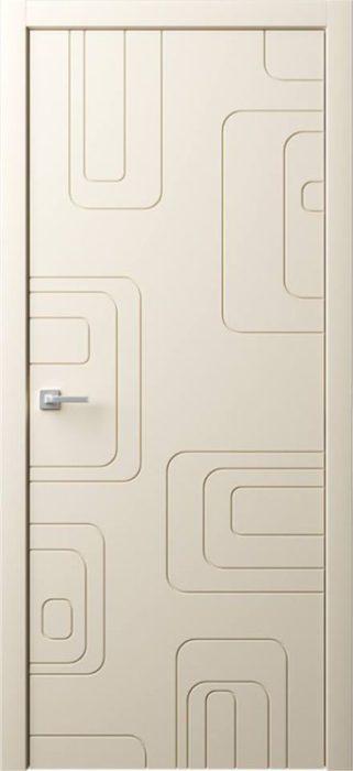 Интериорна врата (Руска) Интро I3 -цвят Софт Сантяго