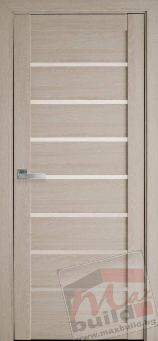 Интериорна врата Леона-млечен дъб (украинска)